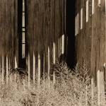 """Homage, Alvin  Coburn,  ghost town, Madrid, NM"" by davidleeguss"