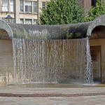 """Water Feature, Derby  (18099-RDA)"" by rodjohnson"