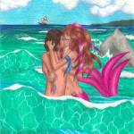 """""""Kiss of the Siren"""" by jennlandstedt"""