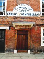Bakery Door