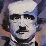 """Edgar Allan Poe"" by creese"