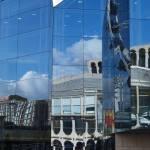 """Birmingham Symphony Hall"" by andrewmew"