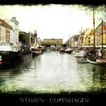 """""""Nyhavn - Copenhagen"""" by JPMcCool"""