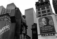Homage,  Lee Friedlander, Times Square, NYC