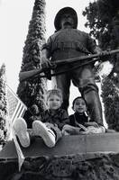 Homage, Robert Capa, Veteran's Day parade