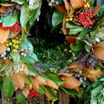 """Holiday Eucalyptus Wreath"" by AnimalMagnatism"