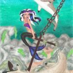 """Anchor Reef"" by jennlandstedt"