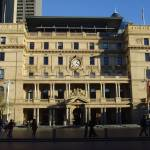 """Customs House, Circular Quay, Sydney"" by scholes83"