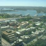 """Sydney Harbour - Observatory Park"" by scholes83"