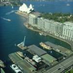 """Sydney Opera House - Circular Quay"" by scholes83"