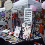 """Glebe Street Fair 2009 - Artwork"" by scholes83"