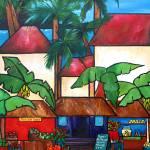 """""""Mercado en Puerto Rico"""" by artbypatti"""