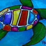 """Tortuga"" by artbypatti"