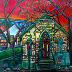 """Little Church at La Villita"" by artbypatti"