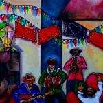"""Viva la Musica"" by artbypatti"