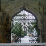 """Wall Gate, Baku"" by AnastassiaVoyagee"