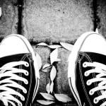 """""""Me. My Converse."""" by mycaptureoftime"""