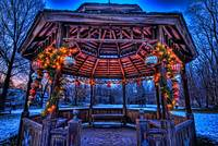 Holiday Gazebo