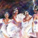"""Dancers"" by PDuke"