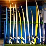 """Murawai surf school"" by oscillize"