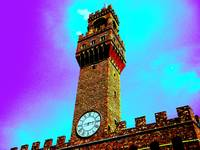 florence clock tower ii