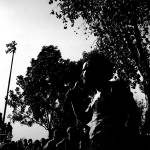 """Photo homage, W. Eugene Smith, Jerry Rubin, Tucson"" by davidleeguss"