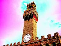 florence clock tower iii