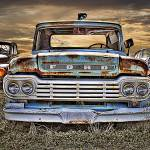 """""""Ford - Caught at  Rushour"""" by JamieRood"""