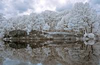 Infrared Mountain