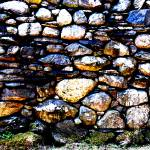 """Welsh Stone Wall"" by DougFR"