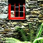 """Red Window"" by DougFR"