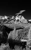 Ode To Ansel: Grand Teton and Snake River