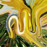 """Allah Painting"" by hamidsart"