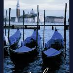 """Gondolas of Venice"" by Travelerscout"