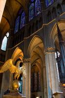 Reims Cathedral - Interior
