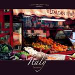 """Italian Fruit Stand"" by Travelerscout"