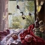 """Pomegranate in the Morning"" by Mogilevskiy"