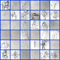 DRAW THIS MOSAIC BY RICHARD LAZZARA