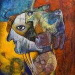 """Foreign head 1"" by arartplatform"