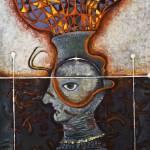 """Foreign head 2"" by arartplatform"