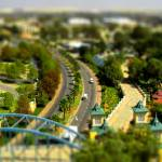 """Tilt Shift Town"" by AshDav"