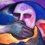 """Silenced (detail)"" by mhdraper"