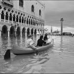 """High Water in Saint Marco Square, Venice"" by Aldo"