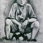 """Boy Series # 2"" by pattyfleck"