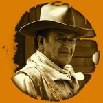 """John Wayne vignette, ""Rio Lobo"" set, Old Tucson"" by davidleeguss"