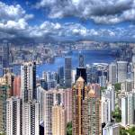"""""""Top of HK"""" by cmaccubbin"""