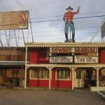 """John Wayne,  body of work, Tombstone, AZ"" by davidleeguss"