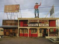 John Wayne,  body of work, Tombstone, AZ