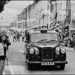 """Black Cab in Camden Town, London"" by Aldo"