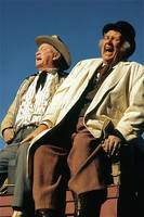 Homage, John Wayne, Chill Wills & Andy Devine